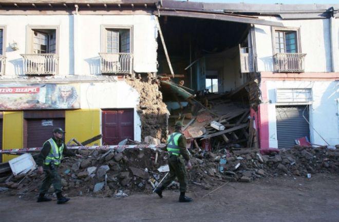 Un #temblor en #Chile se sintió en #Argentina.  No se reportó ninguna víctimas, ni tampoco hay daños materiales de consideración.  http://www.argnoticias.com/sociedad/item/37545-un-temblor-en-chile-se-sinti%C3%B3-en-argentina