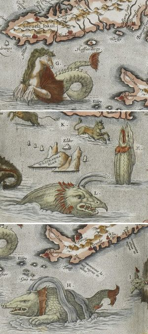 Hunting Giant Octopuses, Flying Turtles, and Other Ancient Sea Monsters. (Miller, G. 2013)