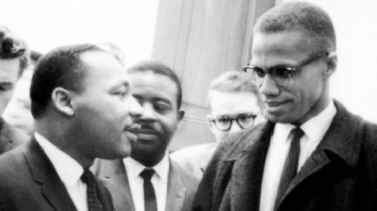 martin l. king and malcolm x essay Free essay: dr martin luther king vs malcolm x martin luther king and malcolm  x were both black men, fighting for freedom in a white society however, the.