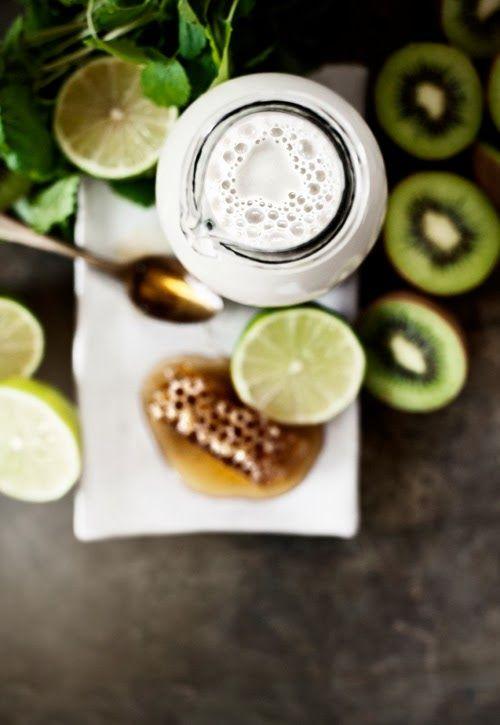Kiwi Smoothie Recipe