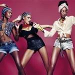 Модные шорты весенне-летнего сезона 2012
