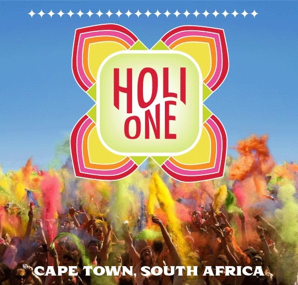 Holi One coming to Cape Town