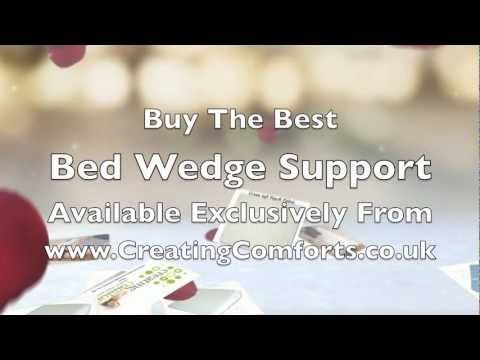 bed wedge buy the best bed wedge pillow for acid reflux gerd youtube