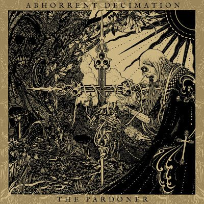 DAY ON A SCREEN: ABHORRENT DECIMATION - GRANTED INDULGENCE (song)