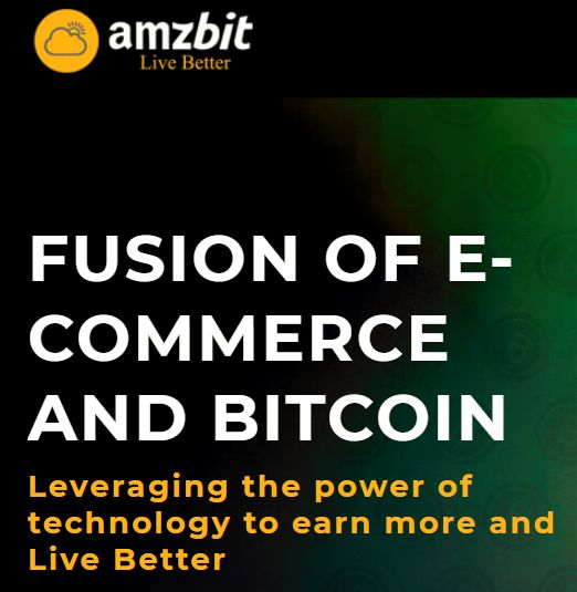 Amzbit - Earn Bitcoin While Shopping on Amazon