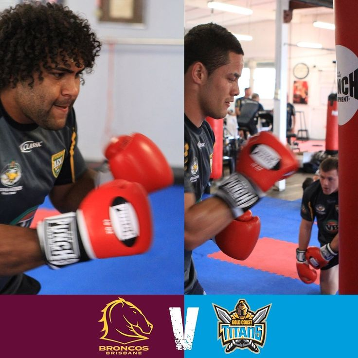 Who is everyone tipping this week Broncos or Titans? First time all QLD teams are in the NRL finals! . #nrl #finals #qld #broncos #titans #football #rugbyleague #australia #punch #punchequipment #boxing #boxinggloves #training #gym