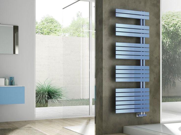 Vertical towel warmer SOUL by IRSAP