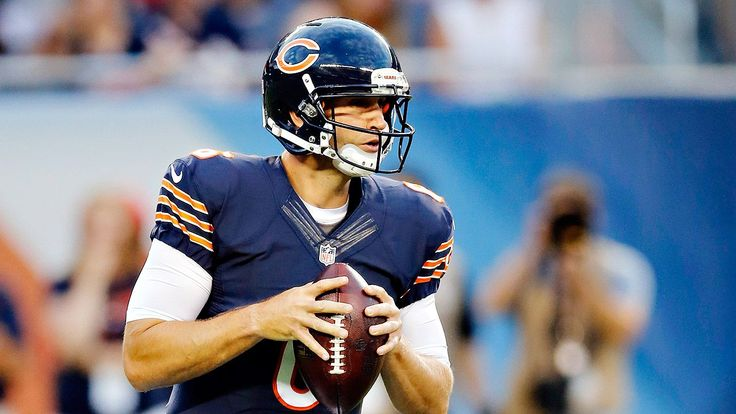The released quarterback on Thursday, ending a tumultuous eight-year tenure with the organization.The Bears are expected to sign quarterback Mike Glennon and safety Quintin Demps to three-year deals. Glennon, the Buccaneers' backup quarterback, will receive $19 million guaranteed.Jay Cutler #Bears, #Chicago, #Cutler, #Jay, #Quarterback, #Release