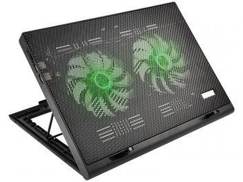 Cooler para Notebook AC267 com LED - Multilaser