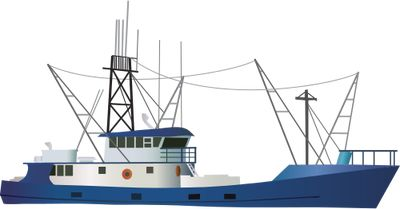large commercial fishing boat diagram - Google Search | Shack ...