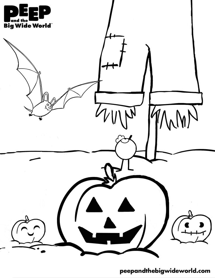 26++ Pbs halloween coloring pages ideas in 2021