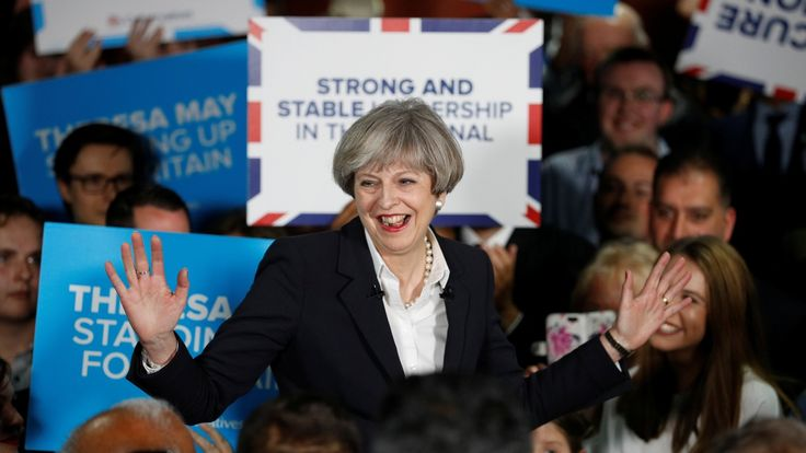 Éric Grenier   When British Prime Minister Theresa May called a snap election for June 8, she was likely planning to capitalize on the weakness of her opposition, while also giving her party a larger majorityto better negotiate the U.K.'s exit from the European Union. But the campaign... - #Election, #Gamble, #Mays, #News, #Risky, #Theresa, #UK
