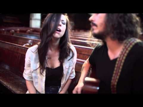 """The Civil Wars // """"20 Years"""" --This is my favorite song. Listen to how hauntingly beautiful this duo is. Do you like it?"""