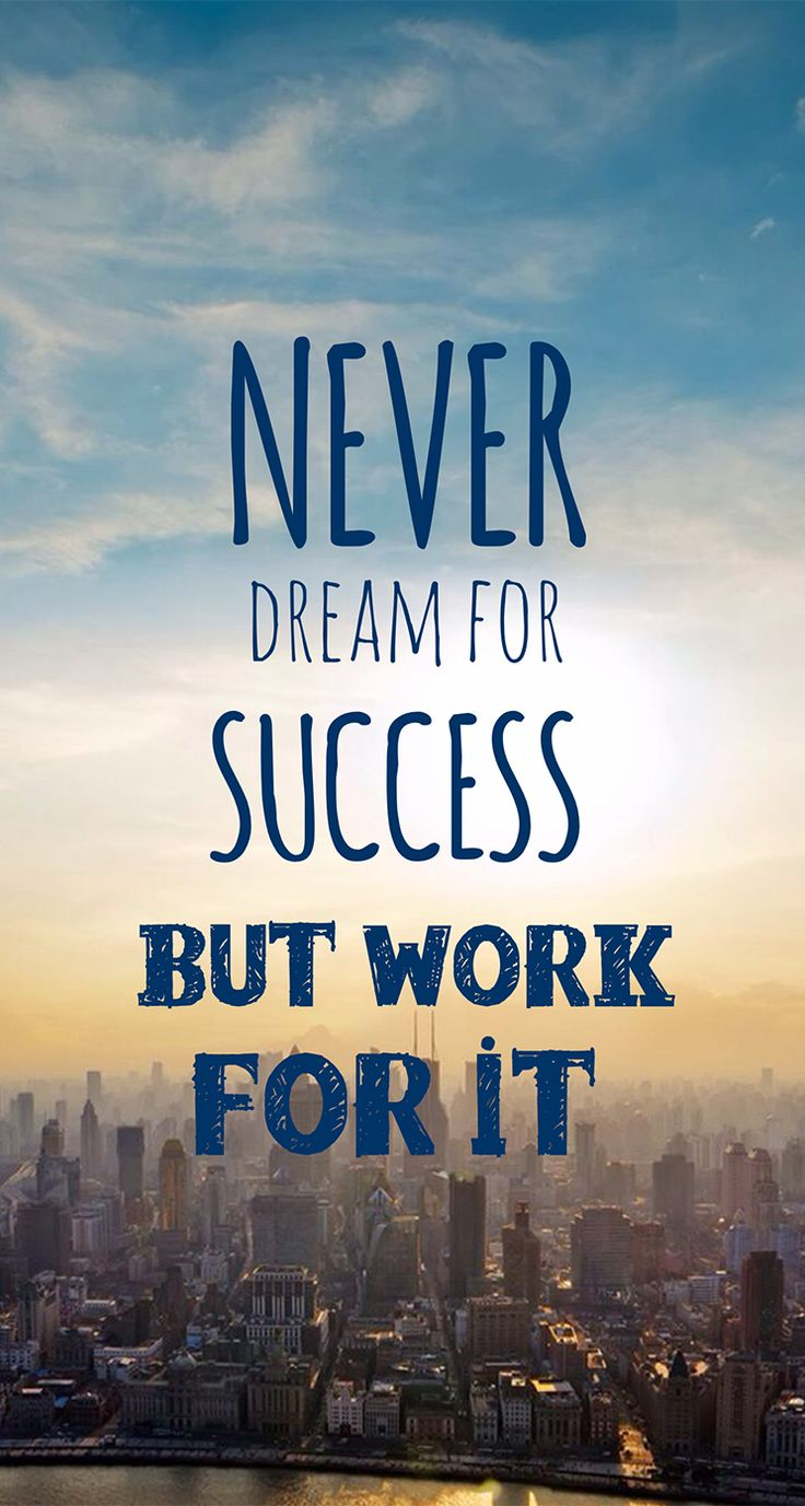 Work For It - Typography Picture Quotes @mobile9 | #motivational #inspirational #advice