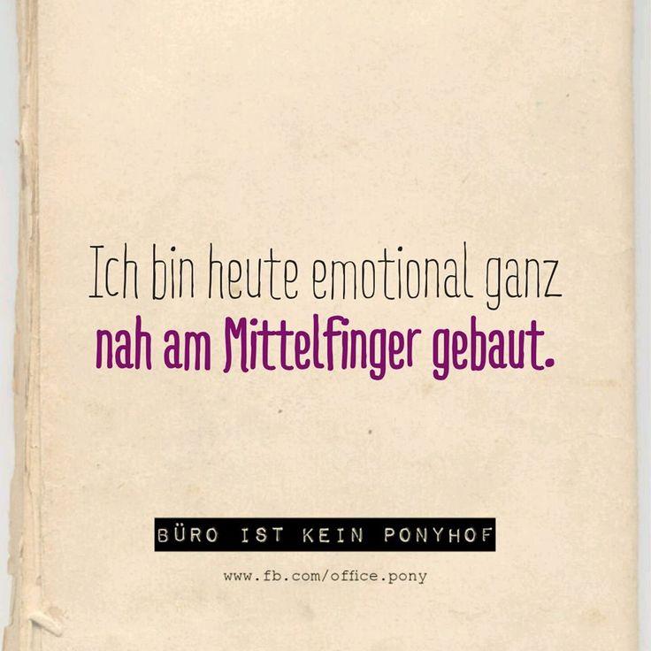 Mittelfinger.... ^^
