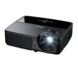 The use of a projector can visually aid students in learning.