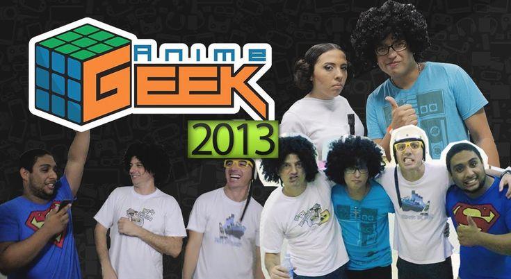 Entrevista irmãos Piologo cobertura Anime Geek 2013 parte II - Julius Games