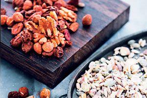 Sunde snacks - 7 hurtige og nemme opskrifter