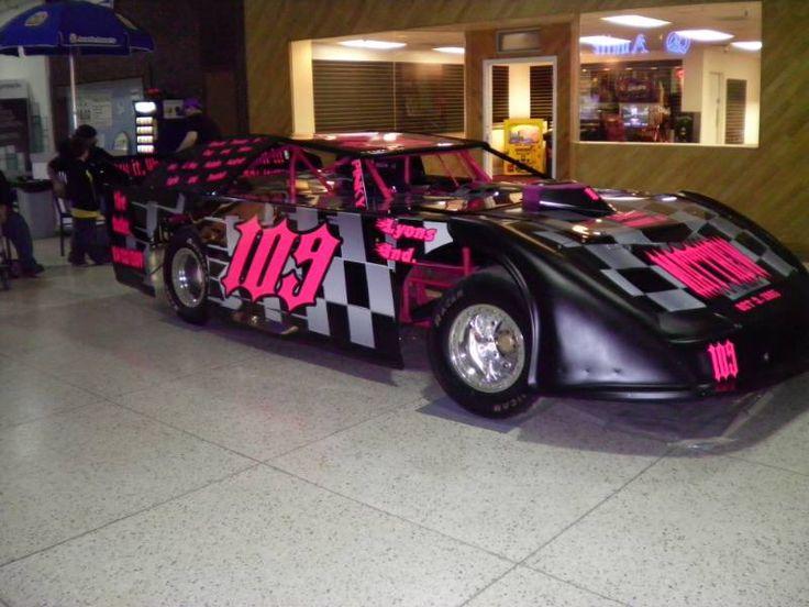 Late Model Dirt Racing Carburetors | Great looking dirt late model wrap - RacingGraphics.com