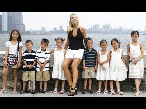 """Kate Gosselin's Eight Children Traumatized by """"Celebrity Wife Swap""""    Kate Gosselin is coming back on TV but may have traumatized her eight children in the process. As John Basedow reports, Gosselin will appear on ABC's """"Celebrity Wife Swap"""" where she trades places with E! Entertainment TV's Kendra Wilkinson. Author Robert Hoffman told Radar Online that Kate's kids were scared and confused since they have no idea who Kendra is, yet she's going to be their mom for a week."""