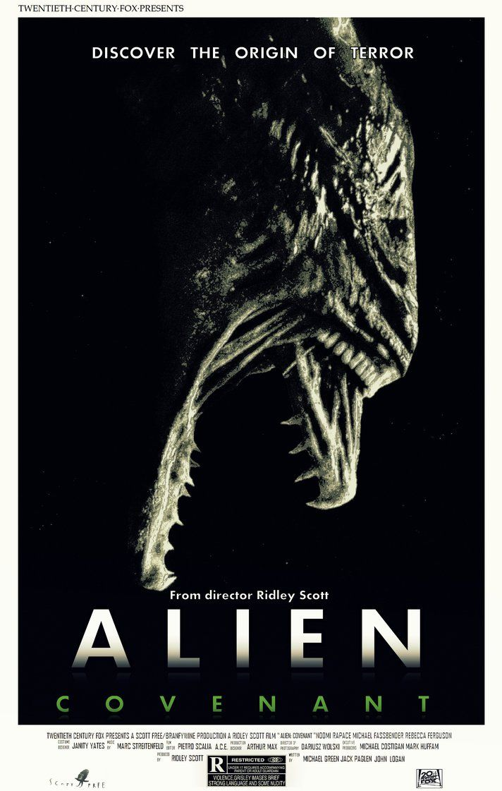 Ridley Scott's Prometheus ignited a multitude of creativity from the then-dormant Alien fan community. With its sequel,