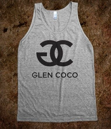 Glen Coco (Fashion Tank) Someone get me this now! Please?
