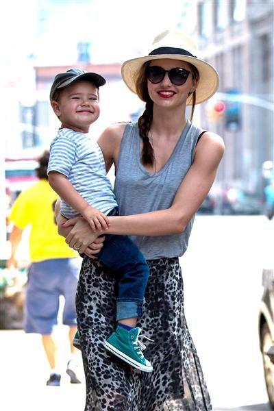 Miranda Kerr and Orlando Bloom's cutest family moments | Gallery | Wonderwall