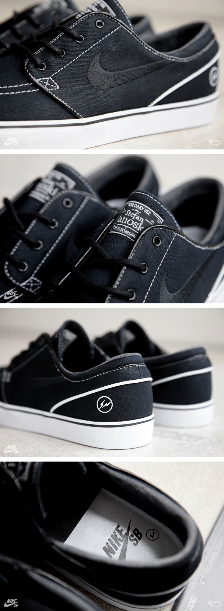 »fragment design x Nike SB Zoom Stefan Janoski« #nike #sneakers #shoes