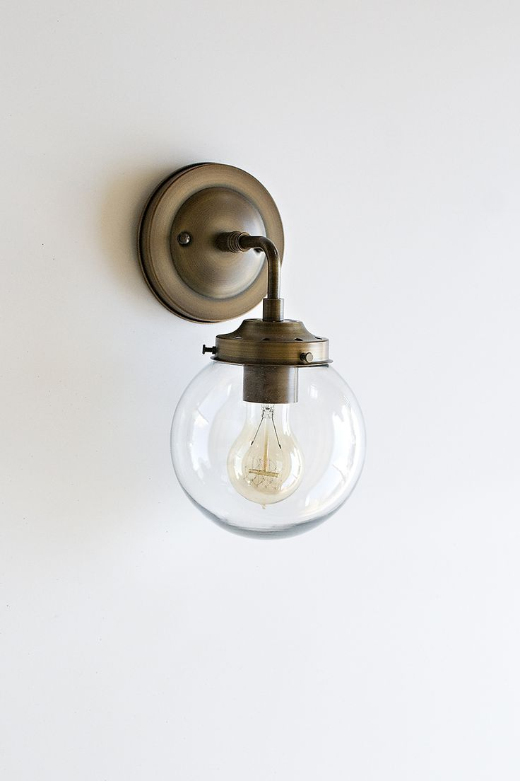 glass lighting pendants. wall sconce with clear glass globe shade lighting pendants