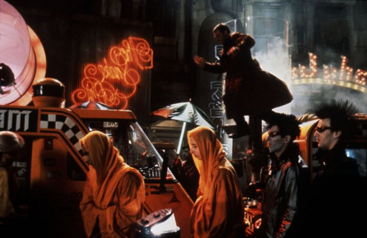 an analysis of ridley scotts blade runner In many ways, ridley scott's 1982 film set our expectations of what future  in  1982, when blade runner first hit theaters, the american city was.