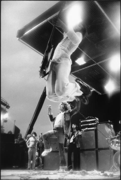 The Who.at Woodstock 1969