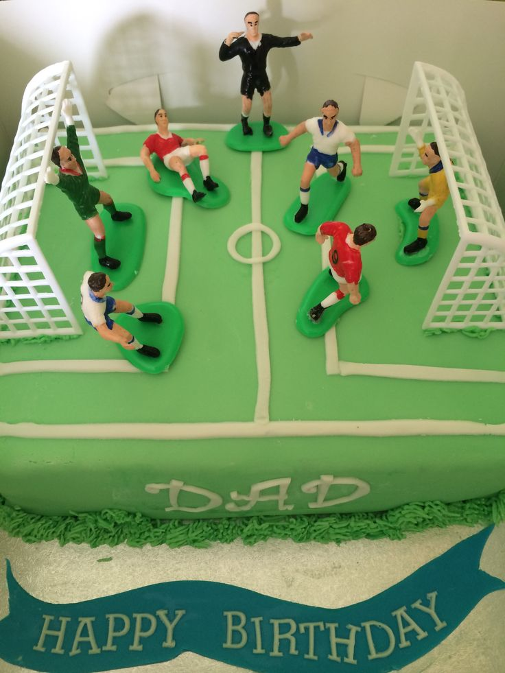 Cake Decorating Ideas Football : 25+ best ideas about Football Pitch Cake on Pinterest ...