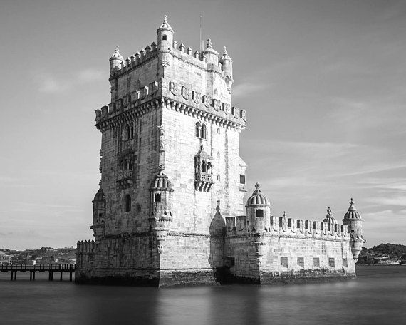 Torre de Belem is one of the most recognizable sights in all of Portugal. Situated on the Tagus River, this military fortification used to protect Lisbon from intruders entering from the Atlantic Ocean.