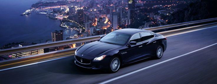 Maserati | Models | Quattroporte S