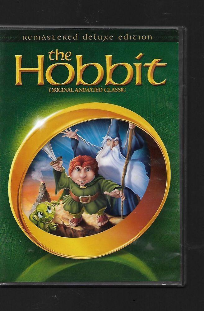 The Hobbit Original Animated Classic DVD