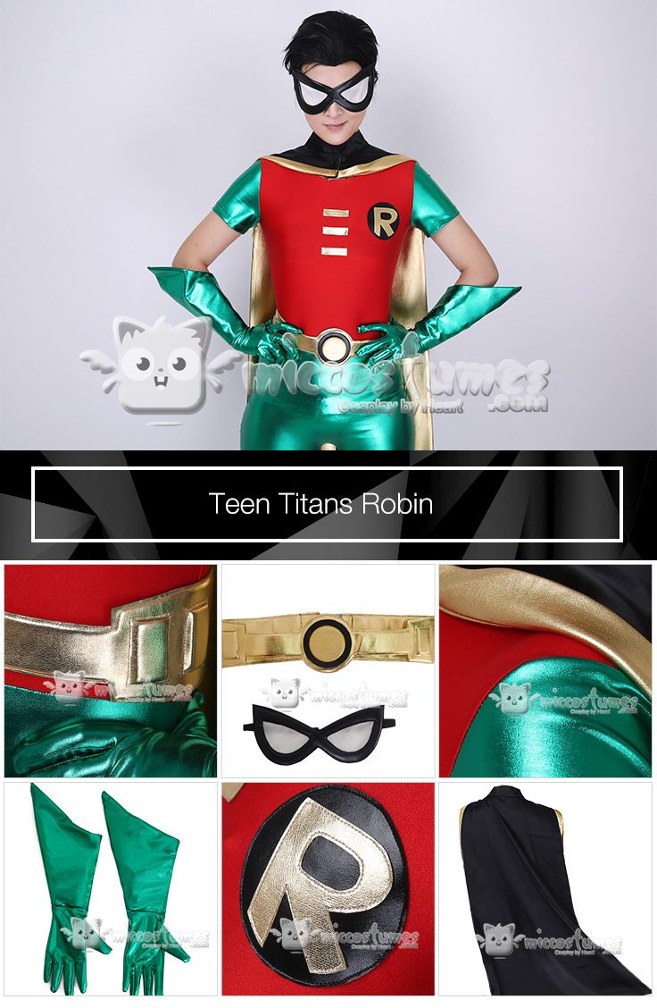 Best 25 Teen Titans Costumes Ideas On Pinterest  Raven -8834