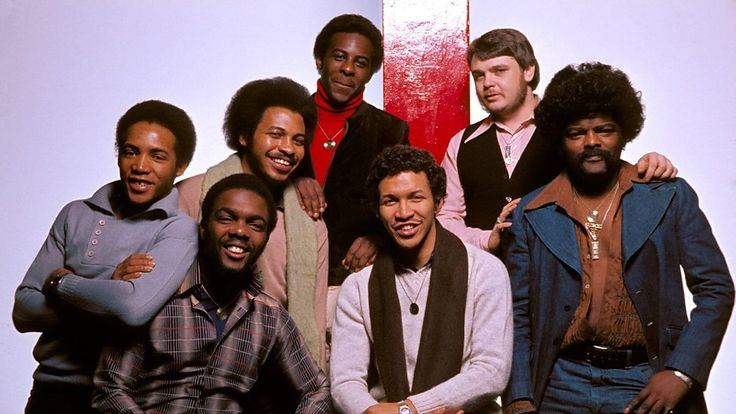 The disco band, Heatwave, known mostly for their great song, Boogie Nights                                                                                                                                                                                 More