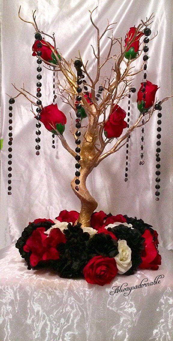 A personal favorite from my Etsy shop https://www.etsy.com/listing/517720395/manzanita-centerpiece-30-manzanita-tree