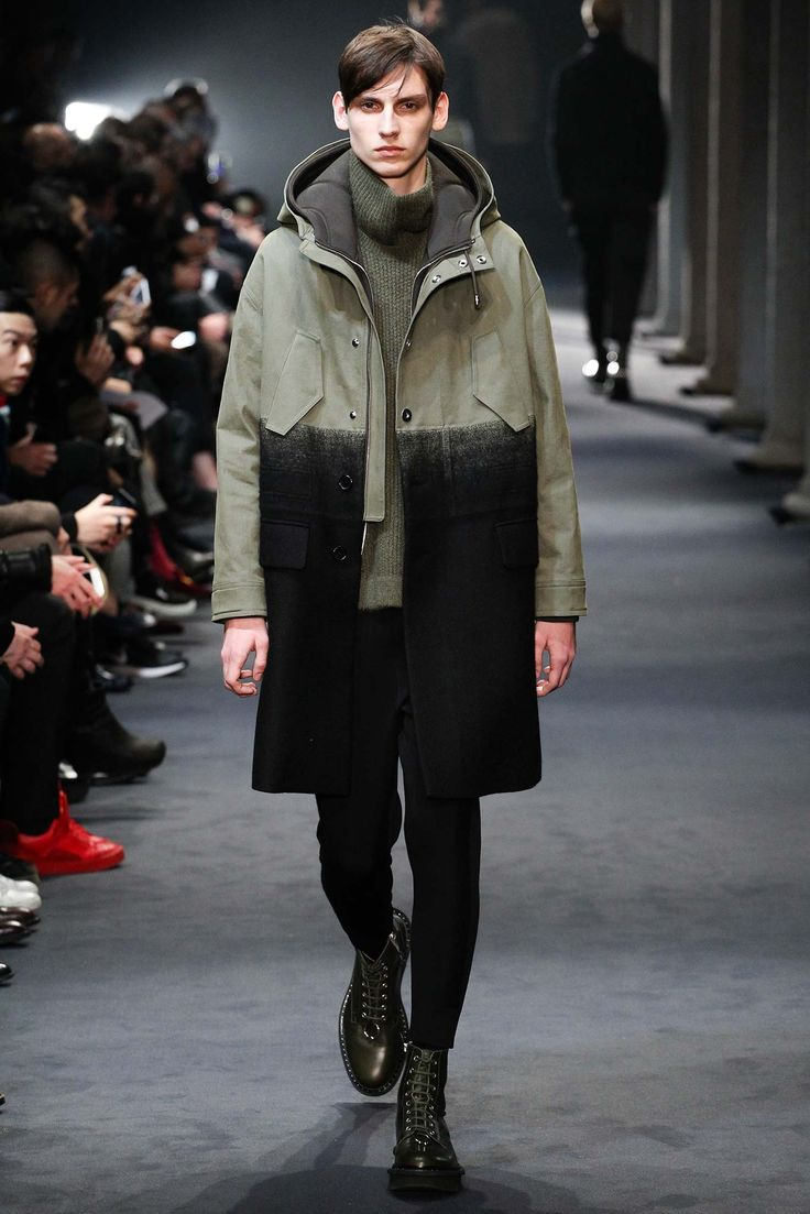 Neil Barrett Fall 2015 Menswear - Collection - Gallery - Style.com