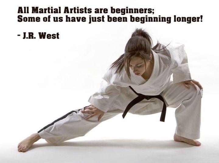 How long have you been beginning? #McDojo #McDojoLife www.Facebook.com/McDojoLife
