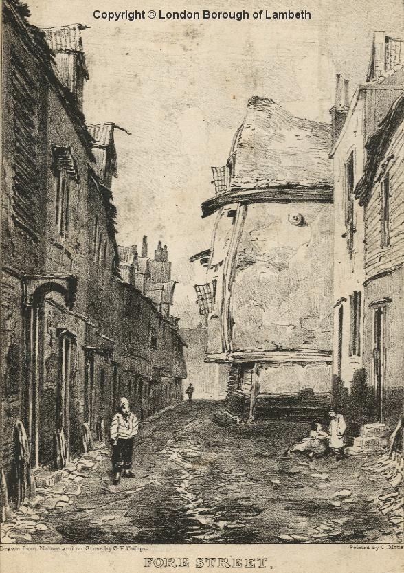 Fore Street, Lambeth
