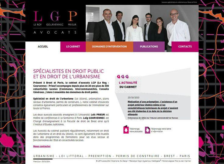 LGP : cabinet d'avocats spécialisé dans le droit de l'urbanisme à Brest et Paris