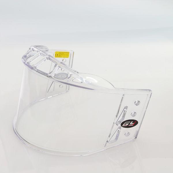 Hockey su ghiaccio visiera, hockey del fronte della protezione mezza shield