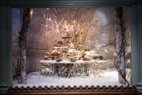 Fortnum & Mason - Christmas windows - 2014