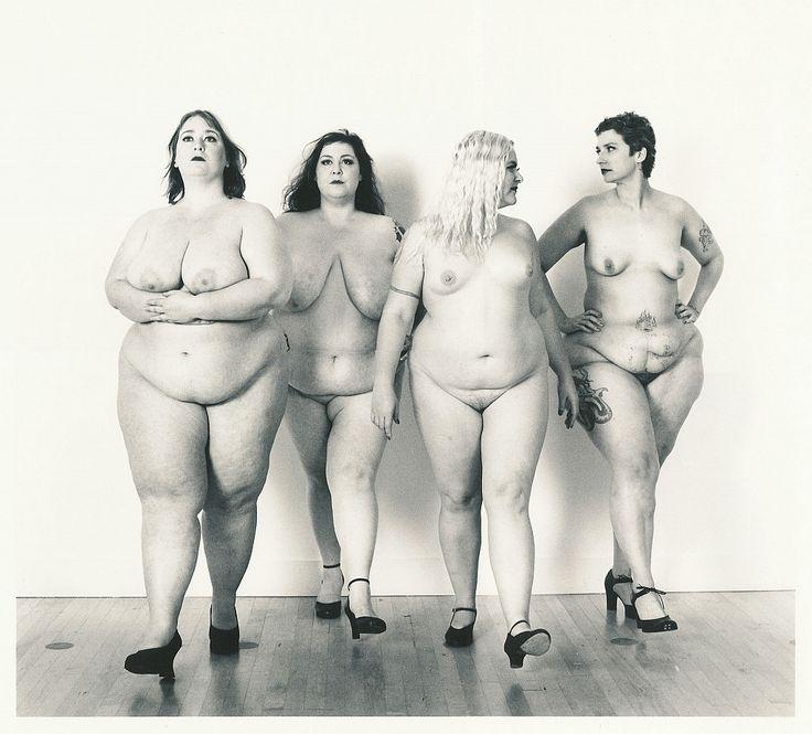 Леонард Нимой отстаивал полных женщин через фотографии ню - 4