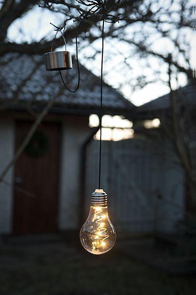 36-6176Hanging Solar Lantern