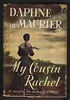 Daphne de Maurier - My Cousin Rachel. Reading this now, but love all her novels!