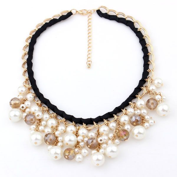 women fashion - accesorios - collares - HH-50CXT8070#Necklace-Black - Buy Fashion wholesale Dresses, Shoes, Accessories, Fashion Wholesale from China - |Asia Asian Fashion Wholesale