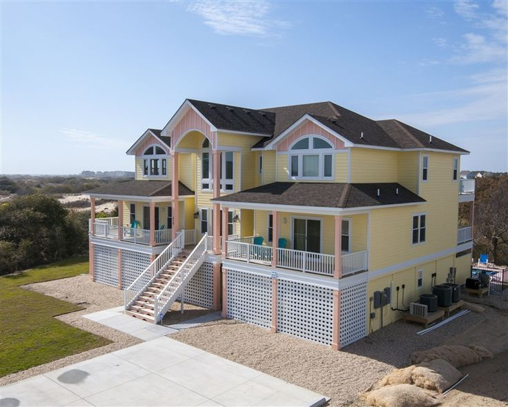 COASTAL DALLIANCE   954 l Corolla  NC   Outer Banks Vacation Rental Home l. 17 Best images about Outer Banks Vacation Rentals on Pinterest