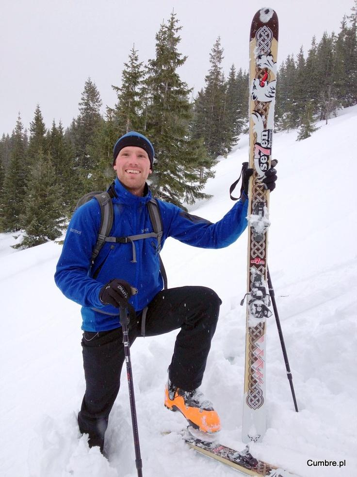 Sławomir Bączek Skitour Dynafit Stuff